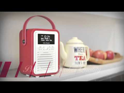 Retro Mini DAB Digital Radio & Bluetooth | Overview