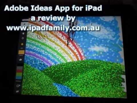 iPad How-to: Fix Artwork using Adobe Ideas