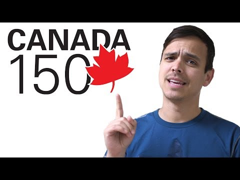 Canada is NOT 150 Years Old