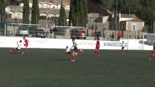 preview picture of video 'ESPORLES VS SANTA CATALINA ATº RESUMEN FUL HD'