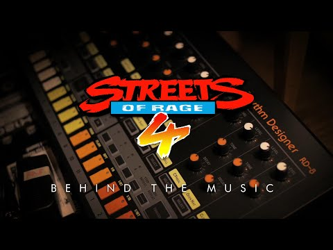Behind the music de Streets of Rage 4