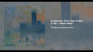 Symphony no. 38 in D major 'Prague', K. 504