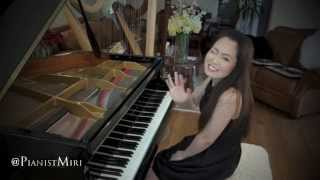 Avicii - Waiting for Love | Piano Cover by Pianistmiri 이미리