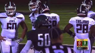 Game Replay:  Jenks vs. Edmond Santa Fe (Oklahoma)