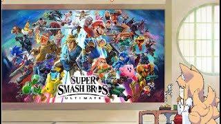 世界戦闘力305万超 ケン・リュウ使いのVIPマッチ【SSBU】【Super Smash Bros.】#スマブラSP #VIPマッチ