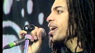 TERENCE TRENT D'ARBY:AS YET UNTITLED [LIVE 1990]