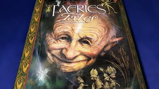 Faeries Tales By Brian And Wendy Froud [Beautiful Book Review]