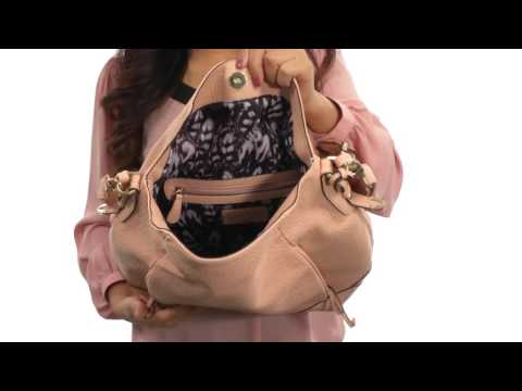Jessica Simpson Cindy Crossbody Hobo SKU:8709379