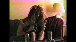 Some rare footage of Pantera back in the late 80