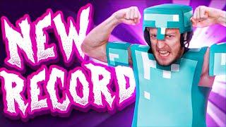 I beat Minecraft in under 15 minutes