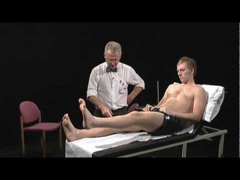Badanie neurologiczne kończyn