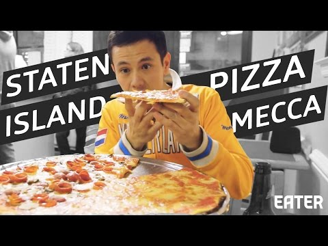 Video The Best Pizza In New York Is Not In Manhattan — Dining on a Dime