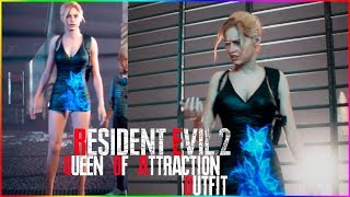 Resident Evil 2 Queen Of Attraction Outfit