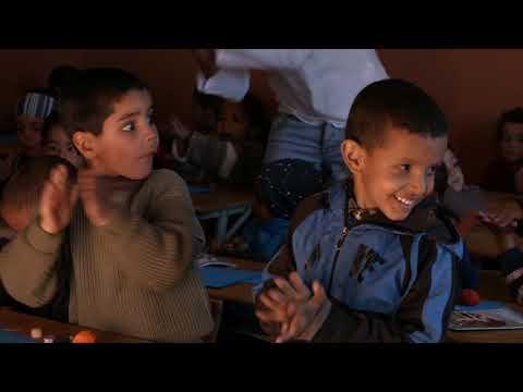 Einblicke in das Kinderhilfsprojekt in Merzouga