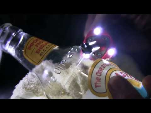 Bottle Cutter Cutting a Beer Bottle Best Method Soldering Iron Stress