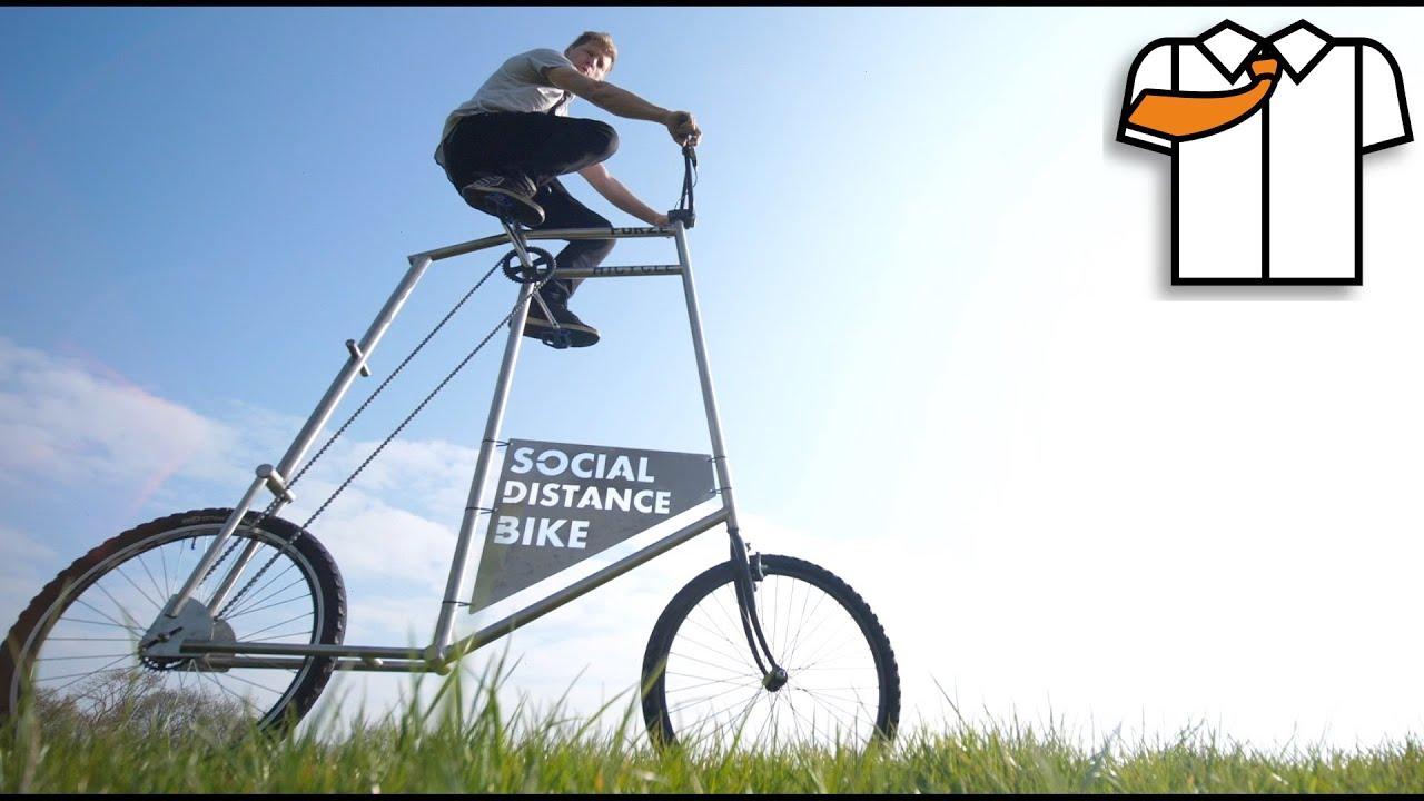 La bici per il distanziamento sociale