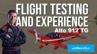 ALTO 912 TG Flight Test with Jan Rudzinskyj