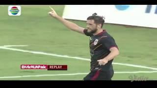 Piala Presiden 2018 : Gol Stevan Markovic Bali United (0) vs Borneo FC (1)