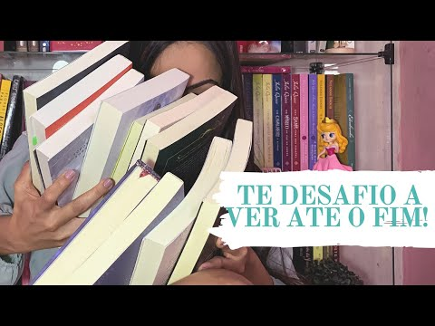 TODAS AS SÉRIES JÁ FINALIZADAS | Os Livros Livram