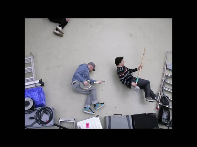 The Ribs of A Broken Umbrella - Bell X1