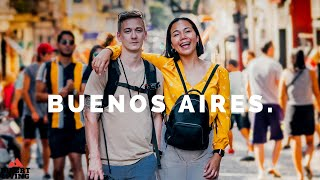 Is Buenos Aires Beautiful ? COLORFUL & COOLEST Neighborhood In Buenos Aires 🇦🇷