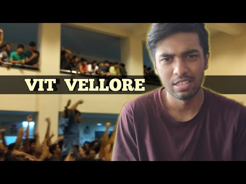 First Week At Vit Vellore | The BackBencher