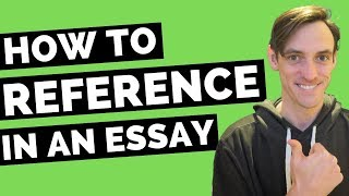 How to Reference in an Essay (3 Simple Tips)