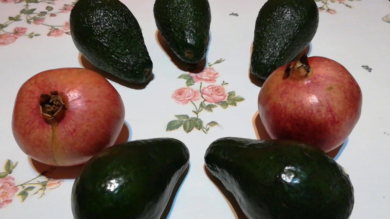 Содержащие токсины в гранате и авокадо помогут нам в саду и огороде.