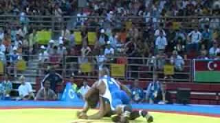 2008 Olympics Freestyle ( Askren vs. Fundora )