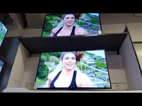 Samsung MU6172 vs Philips PUS6162 Smart TV