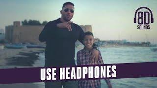 أغنية ياليلي |Balti - Ya Lili feat. Hamouda 8D Audio