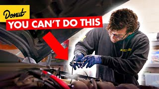 Car Brands Are Fighting Your Right To Repair