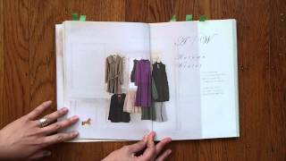 Wrapped In Tenderness: A Girly Japanese Sewing Pattern Book Review