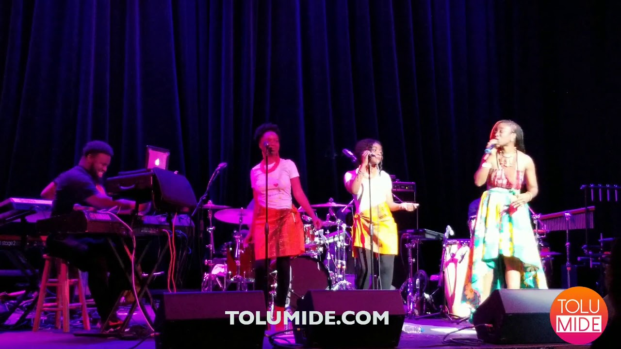 TolumiDE LIVE at Howard Theater – Beautiful