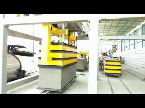 AAC Blocks Autoclave