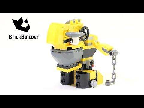 Vidéo LEGO Mixels 41546 : Forx