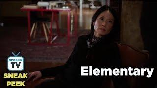 """Sneak peek 2 6.19 """"Elementary"""" - CBS"""