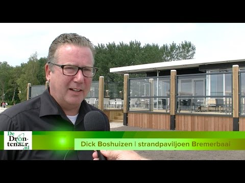 Ook kwaliteit zwemwater Bremerbaai-strand in Biddinghuizen wordt in de gaten gehouden