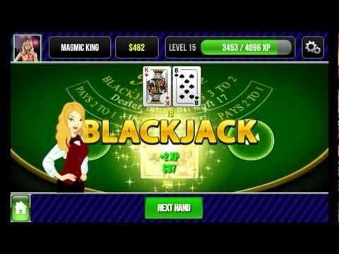 Video of Blackjack King