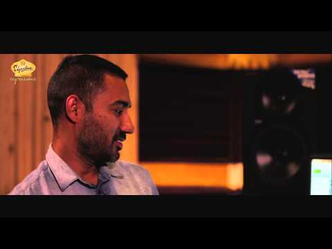 Behind the scenes - Nucleya mentoring Avneet Khurmi www.signatureexpressions.in