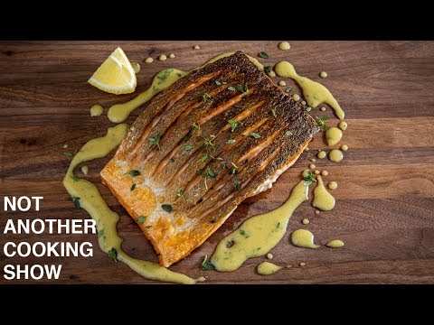 SALMON WITH CRISPY SKIN | TAMARA'S PATREON APPRECIATION VIDEO