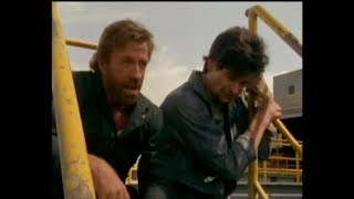 Don Swayze with Chuck Norris (1995)