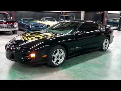 1999 Pontiac Firebird Trans Am WS6 (CC-1424127) for sale in Sherman, Texas
