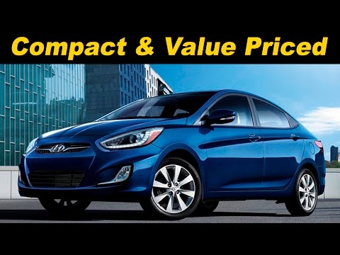 2015 Hyundai Accent Review  - DETAILED In 4K