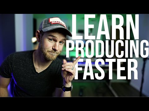 Learn to Produce Music 10X FASTER... (no one does these)