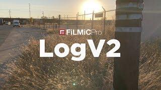 FiLMiC Pro LogV2 Low Light Testing & Short Film