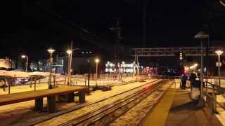 preview picture of video 'Mineola Railfan Friday Evening Rush Part 3 of 3'