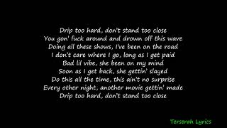 LIL BABY & GUNNA – DRIP TOO HARD Lyrics