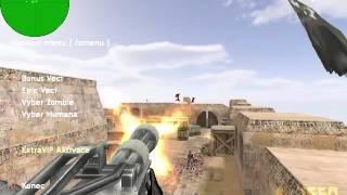 Counter Strike 1.6 [Zombie mini 2] -1dil-