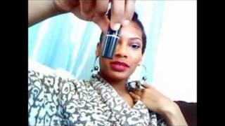 MAC Diva Red Lip Tutorial/review